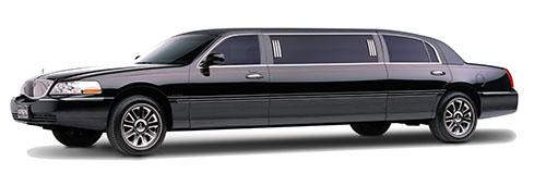 blue line 6 passenger limo